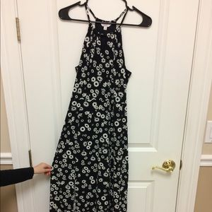 Candie's floral daisy print dress!